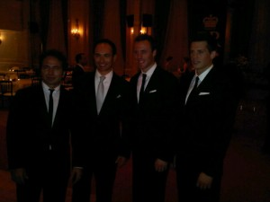 The Four Canadian Tenors
